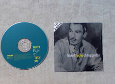 "CD AUDIO MUSIQUE / FLORENT PAGNY ""HO HAPPY DAY"" CDS 2T 1996 CARDBOARD SLEEVE"