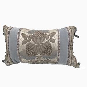 J.Queen Crystal Palace Boudoir Decorative Bedding Pillow