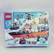 LEGO City 60062 Ice Breaker Ship NEW Retired!