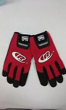 (LOT OF 5) RED Ringer Mechanics Gloves R-13 SUPERCUFF R-13 X-LARGE SIZE!!!