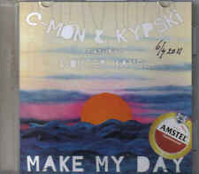 Wouter Hamel feat C Mon &Kypski-Make My Day Promo cd single