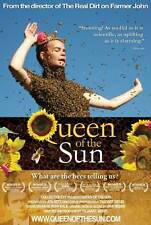 QUEEN OF THE SUN: WHAT ARE THE BEES TELLING US? Movie Promo POSTER Yvon Achard