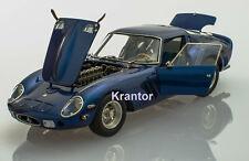 1:18 CMC M-152, Ferrari 250 GTO 1962 Blau/ Blue, NEU & OVP RARITÄT