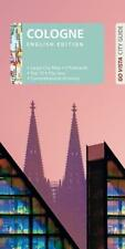 GO VISTA: City Guide Cologne: English Edition - Guidebook with extra map and thr