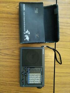 Phillips 12 Band World Receiver