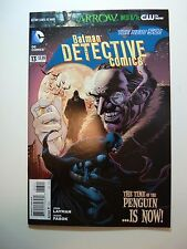 Batman Detective Comics #13 (2012) DC COMICS THE NEW 52 Penguin First Print