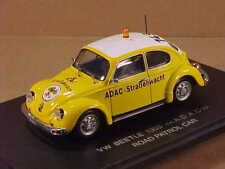 EAGLE'S RACE #1100 1/43 Volkswagen Beetle 1303 ADAC Road Watch / Safety Vehicle