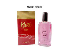 Merci Perfume for Women by AM DIFFUSION Made in France 3.3 oz / 100ml