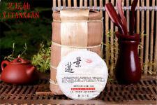 Premium Chinese 100g Organic Yunnan Raw Pu'er Tea Cake High quality Puerh tea