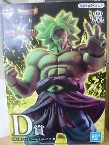 Ichiban Kuji Dragon Ball Vs Omnibus Prize King Clustar Super Saiyan Broley Full*