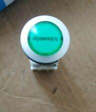 Illuminated Pushbutton RLTGN Moeller Green RLT-GN