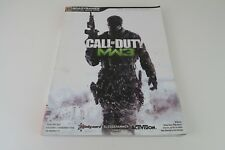 Call of Duty Modern Warfare 3 Signature Series Guide (Bradygames) MW3 360 PS3 PC