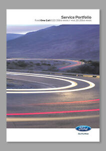 Brand NEW Ford Fiesta Service History Book. For ALL Ford models. Genuine copy.