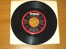 """PROMO 70s ROCK 45 RPM - THE ROCK FLOWERS - WHEEL 0037 - """"SEE NO EVIL"""""""