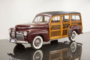 1942 Ford Other Woodie