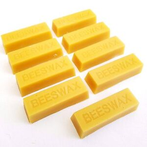 Cambridge Traditional Beeswax Sticks Wood Furniture Polish Natural Bees Wax