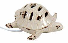 Plug In Ceramic Tabletop Lamp Nightlight 7w Night Light