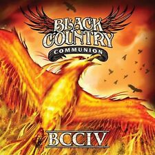 Black Country Communion - BCCIV - New Double Black Vinyl LP - Pre Order - 22/9