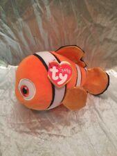 Nemo Ty Plush Finding Nemo Disney NEW