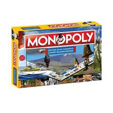 Monopoly Edición Islas Canarias - Juego de Mesa - Versión en Español/Inglés