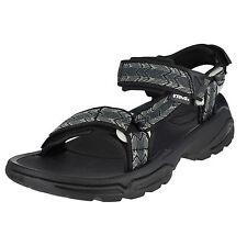 Teva Mens Terra Fi 4 Sandals 1004485 Cross Terra Black Size 8