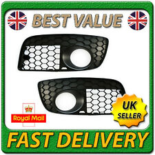 Left Right Pair Front Lower Bumper Grille Fog Lamp for VW GOLF GTI mk5 2003-2009