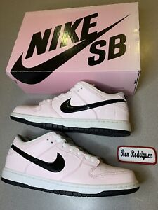 "Nike SB Dunk Low ""Pink Box"" Size 9.5 VNDS with Original Box(100% AUTHENTIC)"