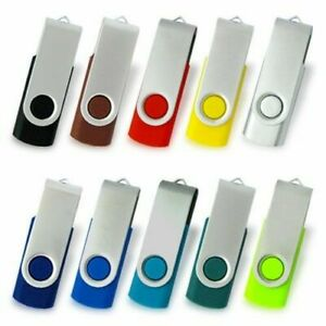 USB 2.0 Flash-Speicher Stick USB Speicherstick 32GB 16GB 8GB 4GB 1MB Twister