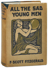 F. Scott Fitzgerald-ALL THE SAD YOUNG MEN (1926)-1ST ED, EARLIEST STATE, FINE/VG