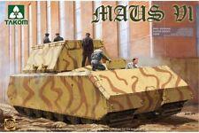 Takom 2049 1/35 WWII German Super Heavy Tank Maus V1