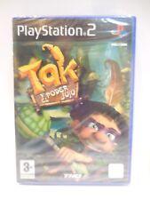 Tak y el Poder Juju videojuego para playstation 2 pal nuevo y precintado