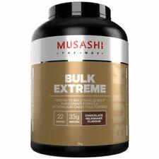 Musashi Bulk Extreme Protein Powder Chocolate Milkshake 2kg