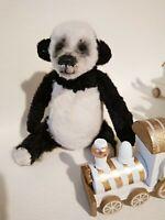 Teddy  bear panda  Maris OOAK Artist Teddy by Voitenko Svitlana.