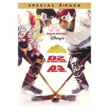 The Mighty Ducks Box Set (DVD,2002)