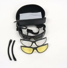 Ballistic Cougar Spectacles & Replacement Lenses Elite Italian Military Kit