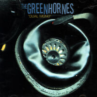 GREENHORNES Dual Mono CD NEW PROMO GARAGE ROCK RACONTEURS