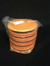 ☆ 10x Authentic RTI ECO Orange #4 Sanding Pads 45mm Double-Sided