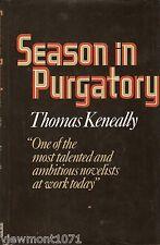 Season In Purgatory Thomas Keneally Yugoslavia 1976 medicine love world war 2
