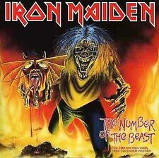 Iron Maiden Reissue Single Vinyl Records