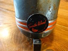 1900's/1920's/1930's STEWART WARNER SOUTH WIND GAS HEATER/VINTAGE CAR/RAT ROD