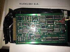 NAGRA KUDELSKI TI  ROAA Circuit Board Card A12 Line Input & Autostart Amplifier