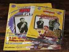 DVD NEUF Fabuleuses années 60 70 n°34 Ferré Brel Brassens Becaud Hallyday Cordy