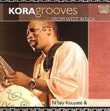 Kora Grooves from West Africa, New Music