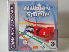 GameBoy Advance Spiel - Winter Spiele (mit OVP) 10227695
