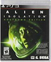 PS3 ALIEN: ISOLATION THE NOSTROMO EDITION Game PS3 NEW Rare NEW Gift Idea