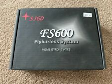 SJGD FS6000 Flybarless System and FBL Programmer Box