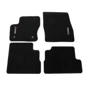 OEM NEW Front Rear Carpet Replacement Floor Mats Black 13-16 C-Max DM5Z5413300AB
