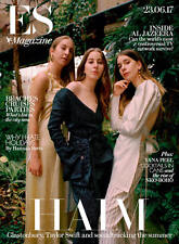 HAIM INTERVIEW FEATURE SOMETHING TO TELL YOU ES MAGAZINE 23 JUNE 2017