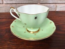 Queen Anne Fine Bone China Tea Cup And Saucer