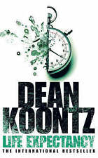 Life Expectancy by Dean Koontz, Book, New Paperback
